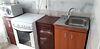 двухкомнатная квартира с мебелью в Кропивницком, район Крытый рынок, на ул. Яновского в аренду на долгий срок помесячно фото 4