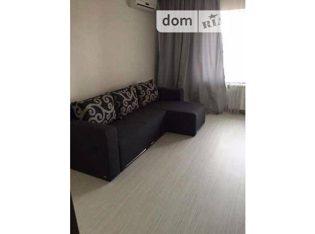 однокомнатная квартира с мебелью в Луцке, район 33 микрорайон, в аренду на долгий срок помесячно фото 1