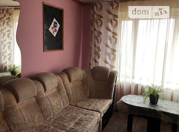 однокомнатная квартира с мебелью в Львове, район Франковский, на Владимира Великого улица в аренду на долгий срок помесячно фото 1
