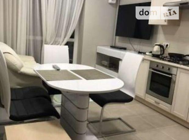 двухкомнатная квартира с мебелью в Львове, район Галицкий, на ул. Джерельна в аренду на долгий срок помесячно фото 1