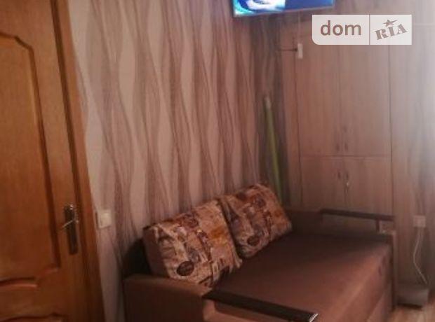 однокомнатная квартира с мебелью в Львове, район Галицкий, на ул. Князя Романа в аренду на долгий срок помесячно фото 1