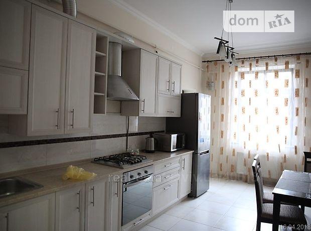 двухкомнатная квартира с мебелью в Львове, район Галицкий, на ул. Коциловского в аренду на долгий срок помесячно фото 1