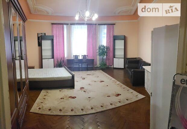 однокомнатная квартира с мебелью в Львове, район Галицкий, на пл. Мицкевича в аренду на долгий срок помесячно фото 1