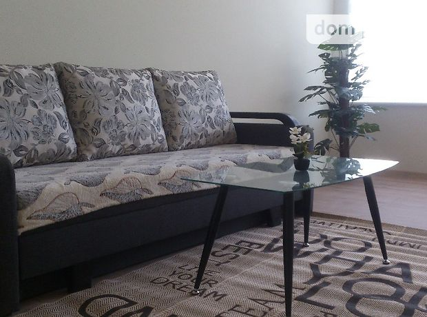 однокомнатная квартира с мебелью в Львове, район Лычаковский, на ул. Лычаковская 70, в аренду на долгий срок помесячно фото 1