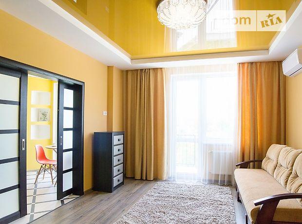 двухкомнатная квартира с мебелью в Львове, район Лычаковский, на Медовой Пещеры улица в аренду на долгий срок помесячно фото 1