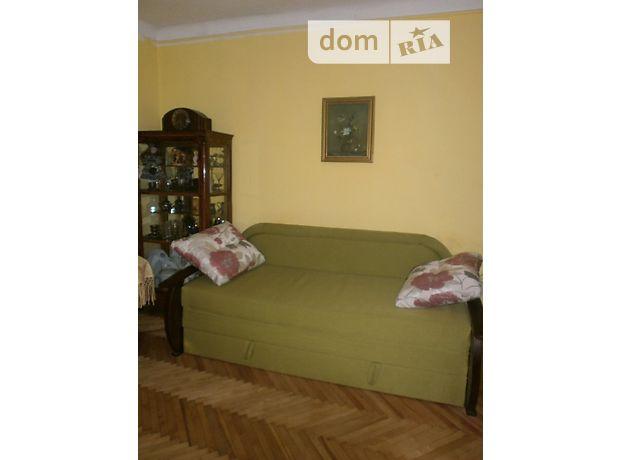 двухкомнатная квартира с мебелью в Львове, район Лычаковский, на ул. Лычаковская в аренду на долгий срок помесячно фото 1