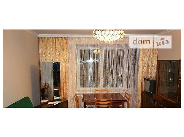 двухкомнатная квартира в Львове, район Шевченковский, на Миколайчука в аренду на долгий срок помесячно фото 1