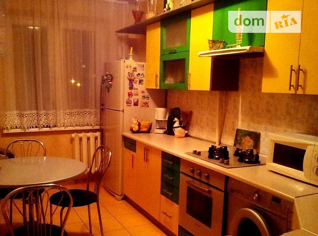 трехкомнатная квартира с мебелью в Львове, район Сыховский, на ул. Драгана в аренду на долгий срок помесячно фото 1