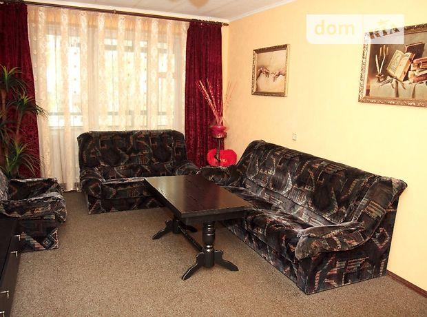 двухкомнатная квартира с мебелью в Львове, район Сыховский, на просп. Красной Калины в аренду на долгий срок помесячно фото 1