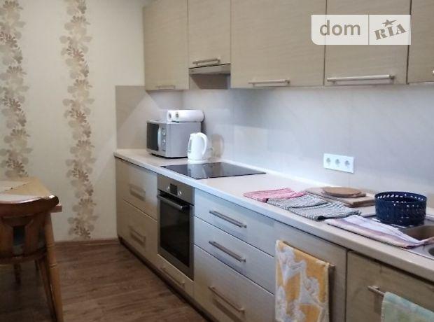 четырехкомнатная квартира с мебелью в Львове, район Зализнычный, на ул. Михновских Братьев в аренду на долгий срок помесячно фото 1