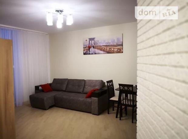 двухкомнатная квартира с мебелью в Львове, район Зализнычный, на ул. Степанов Елены в аренду на долгий срок помесячно фото 1