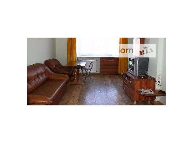 Долгосрочная аренда квартиры, 1 ком., Львов, р‑н.Зализнычный, Леская улица