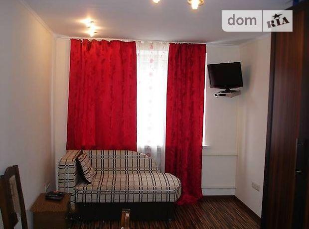 однокомнатная квартира с мебелью в Львове, район Зализнычный, на ул. Садовая в аренду на долгий срок помесячно фото 1