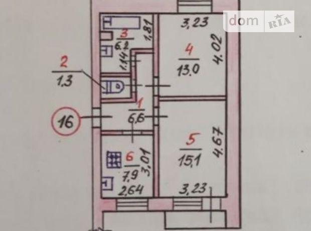 двухкомнатная квартира с мебелью в Николаеве, район Соляные, на ПГС в аренду на долгий срок помесячно фото 1
