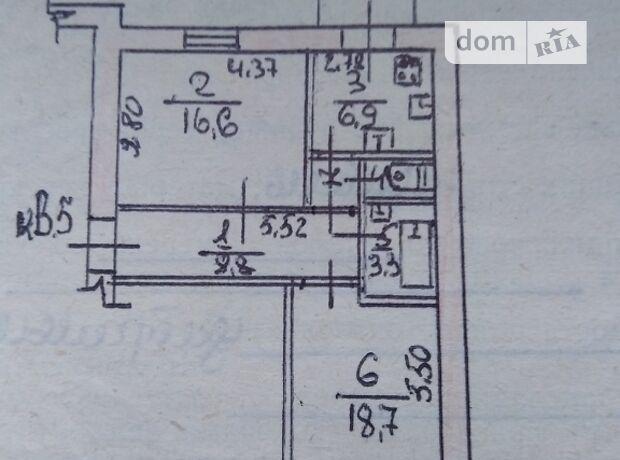 двухкомнатная квартира в Николаеве, район Центр, на Шевченко в аренду на долгий срок помесячно фото 1