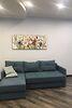 трехкомнатная квартира с мебелью в Николаеве, район Центральный, на Адмиральская улица в аренду на долгий срок помесячно фото 3