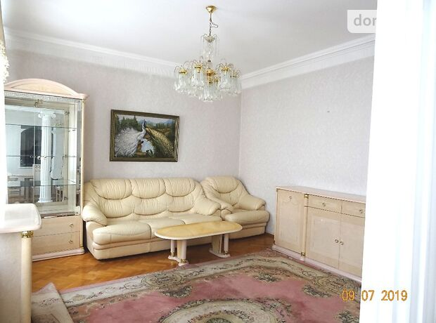трехкомнатная квартира с мебелью в Николаеве, район Центральный, на 6 поперечная 7 в аренду на долгий срок помесячно фото 1