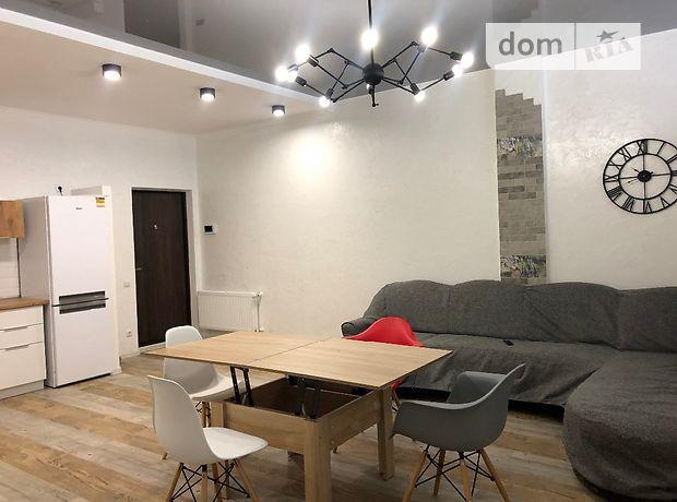 однокомнатная квартира с мебелью в Одессе, район Аркадия, на плато Гагаринское 5/2, в аренду на долгий срок помесячно фото 1