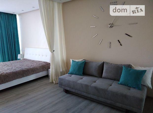 однокомнатная квартира с мебелью в Одессе, район Аркадия, на ул. Генуэзская 3-А, в аренду на долгий срок помесячно фото 1
