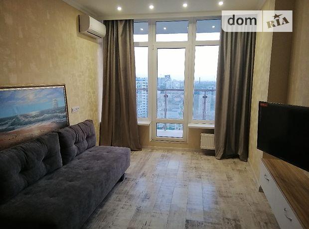 однокомнатная квартира с мебелью в Одессе, район Аркадия, на ул. Генуэзская 36, в аренду на долгий срок помесячно фото 1