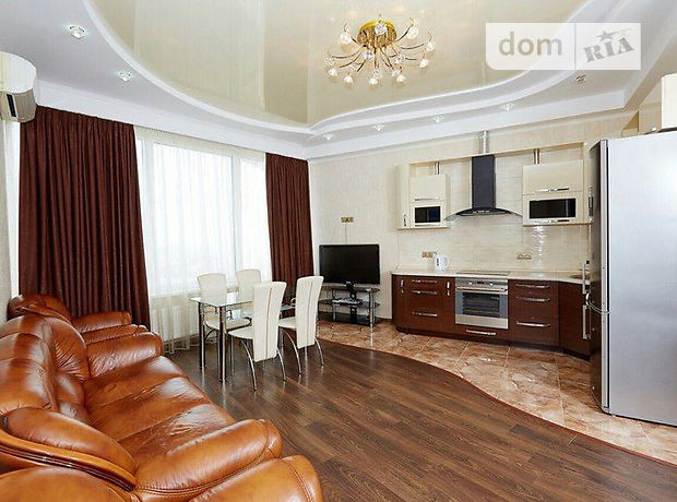 Долгосрочная аренда квартиры, 3 ком., Одесса, р‑н.Аркадия, Литературная улица