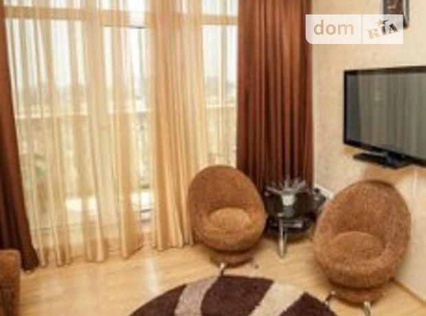 двухкомнатная квартира с мебелью в Одессе, район Аркадия, в аренду на долгий срок помесячно фото 1