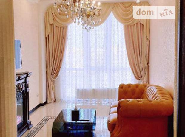 трехкомнатная квартира с мебелью в Одессе, район Киевский, на дор. Люстдорфская 55/1, в аренду на долгий срок помесячно фото 1