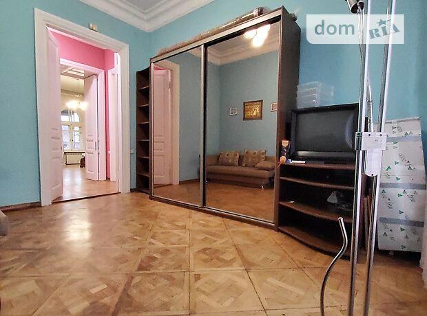 трехкомнатная квартира в Одессе, район Малый Фонтан, на ул. Артиллерийская в аренду на долгий срок помесячно фото 1