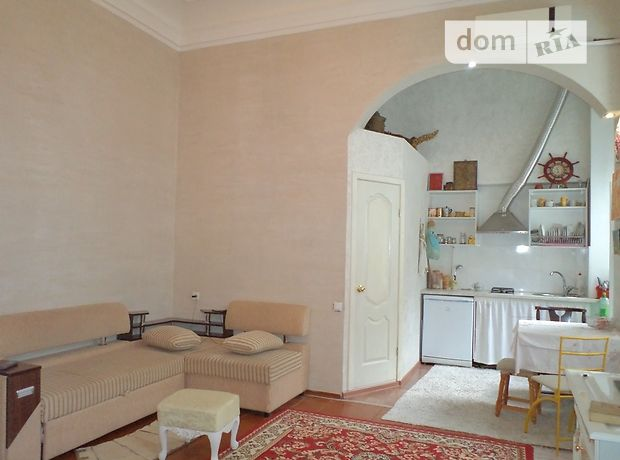 Долгосрочная аренда квартиры, 2 ком., Одесса, р‑н.Приморский, Еврейская улица
