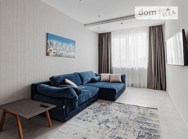 двухкомнатная квартира с мебелью в Одессе, район Приморский, на дор. Фонтанская в аренду на долгий срок помесячно фото 1