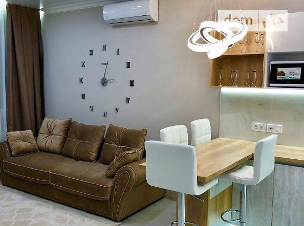 однокомнатная квартира с мебелью в Одессе, район Приморский, на ул. Генуэзская 3б, в аренду на долгий срок помесячно фото 1