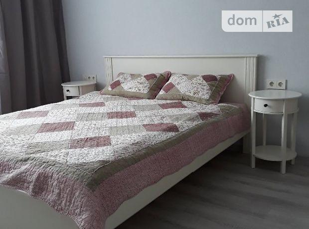 однокомнатная квартира с мебелью в Одессе, район Приморский, на ул. Канатная 122, в аренду на долгий срок помесячно фото 1
