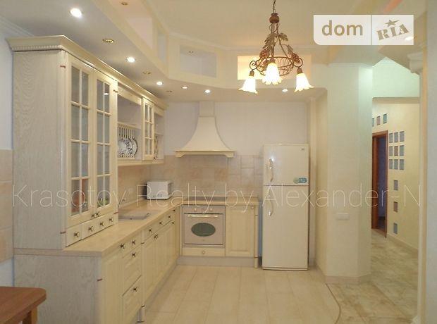 двухкомнатная квартира с мебелью в Одессе, район Приморский, на бул. Лидерсовский 9А, в аренду на долгий срок помесячно фото 1