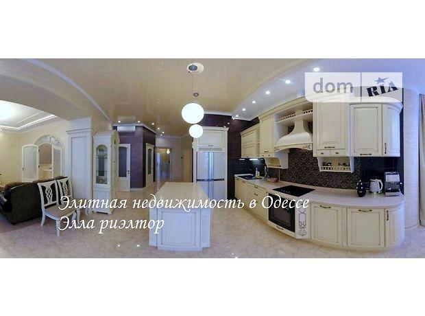 Довгострокова оренда квартири, 4 кім., Одеса, р‑н.Приморський, Лидерсовский  бульвар