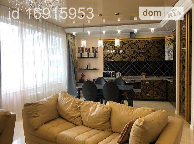однокомнатная квартира с мебелью в Одессе, район Приморский, на ул. Литературная 1а, в аренду на долгий срок помесячно фото 1
