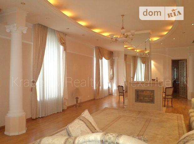 пятикомнатная квартира с мебелью в Одессе, район Центр, на пл. Екатерининская 5, в аренду на долгий срок помесячно фото 1