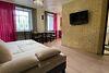 трикімнатна квартира з меблями в Полтаві, район Фурманова, на вул. Фрунзе 92 в довготривалу оренду помісячно фото 2