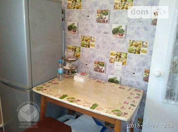 однокомнатная квартира в Полтаве, район Стадион Ворскла, в аренду на долгий срок помесячно фото 1