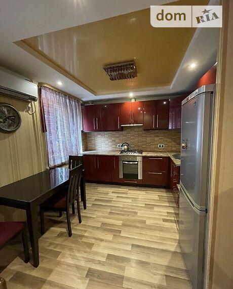 трикімнатна квартира з меблями в Полтаві, район Центр, на вул. Балакіна в довготривалу оренду помісячно фото 1