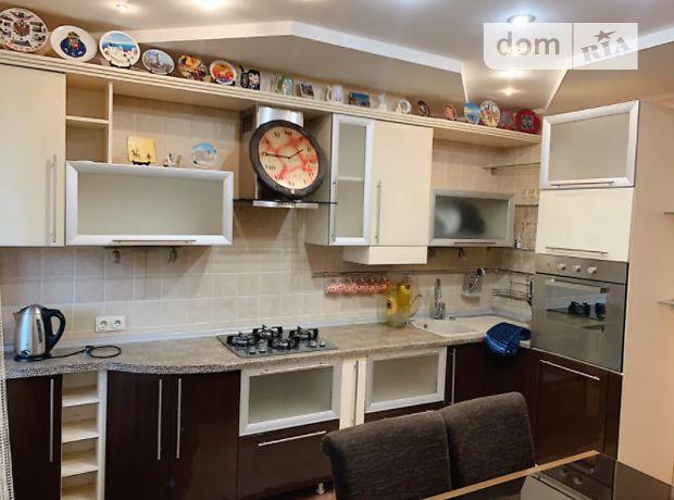 трикімнатна квартира з меблями в Полтаві, район Центр, на вул. Гоголя 30 в довготривалу оренду помісячно фото 1