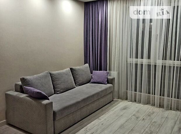 однокомнатная квартира с мебелью в Ровно, район Боярка, на ул. Лабунского в аренду на долгий срок помесячно фото 1