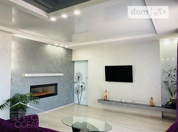 двухкомнатная квартира с ремонтом в Ровно, район Центр, на ул. Савура Клима 14а в аренду на долгий срок помесячно фото 1
