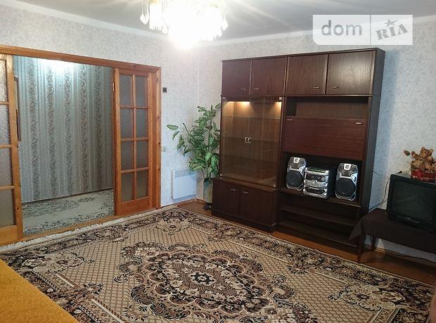 трехкомнатная квартира с мебелью в Симферополе, район Железнодорожный, на пер. Альпинистов 6/37, в аренду на долгий срок помесячно фото 1