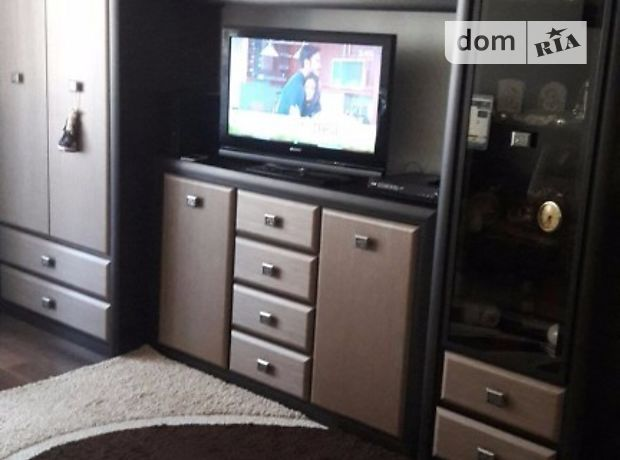однокомнатная квартира в Тернополе, район Аляска, на ул. Киевская в аренду на долгий срок помесячно фото 1