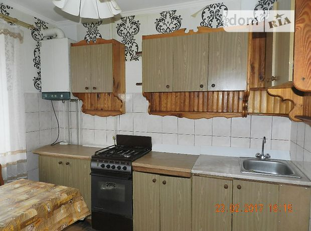 двухкомнатная квартира в Тернополе, район Аляска, в аренду на долгий срок помесячно фото 1