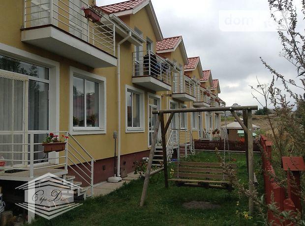четырехкомнатная квартира с мебелью в Тернополе, район Аляска, на котедж з сауною і басейном в аренду на долгий срок помесячно фото 1