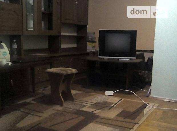 однокомнатная квартира с мебелью в Тернополе, район Бам, на ул. 15-го Апреля в аренду на долгий срок помесячно фото 1