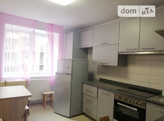 двухкомнатная квартира в Тернополе, район Бам, на бул. Кулиша Пантелеймона в аренду на долгий срок помесячно фото 1