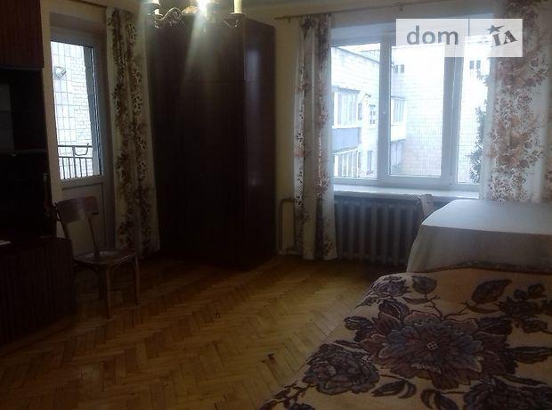 однокомнатная квартира с мебелью в Тернополе, район Бам, на ул. Лепкого Богдана в аренду на долгий срок помесячно фото 1