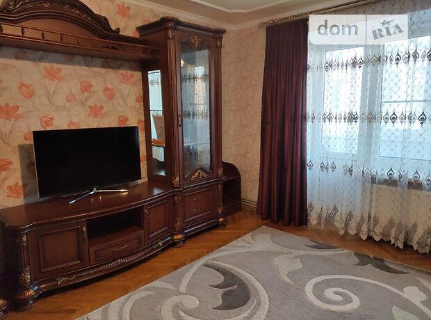 трехкомнатная квартира с мебелью в Тернополе, район Бам, на просп. Злуки в аренду на долгий срок помесячно фото 1